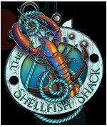 The Shellfish Shack Fife Logo